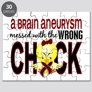 Brain Aneurysm Wrong Chick 1 Puzzle